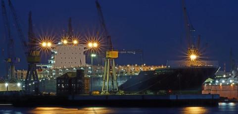 La construction navale : des chantiers toujours plus impressionnants