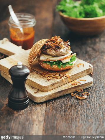 De plus en plus de chaines de restauration rapide propose des hamburgers de grande qualité.