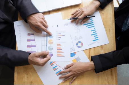 travail groupe documents statistiques graphiques